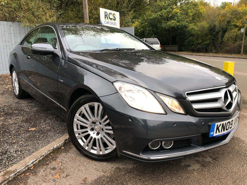 Mercedes-Benz E Class Coupe 3.0 E350 CDI SE Auto 2dr