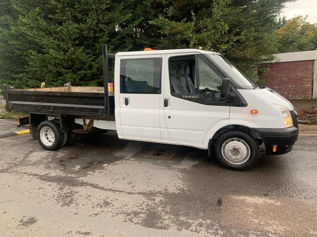 Ford Unlisted Tipper 350 C/C DRW