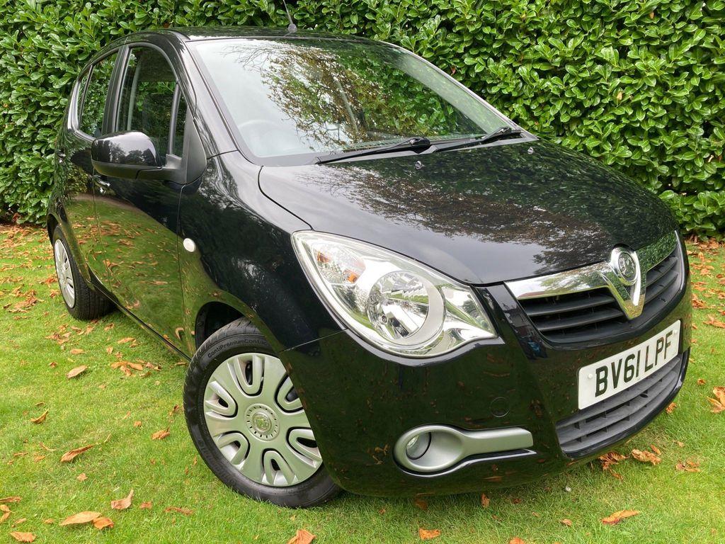 Vauxhall Agila Hatchback 1.0 i ecoFLEX 12v S 5dr