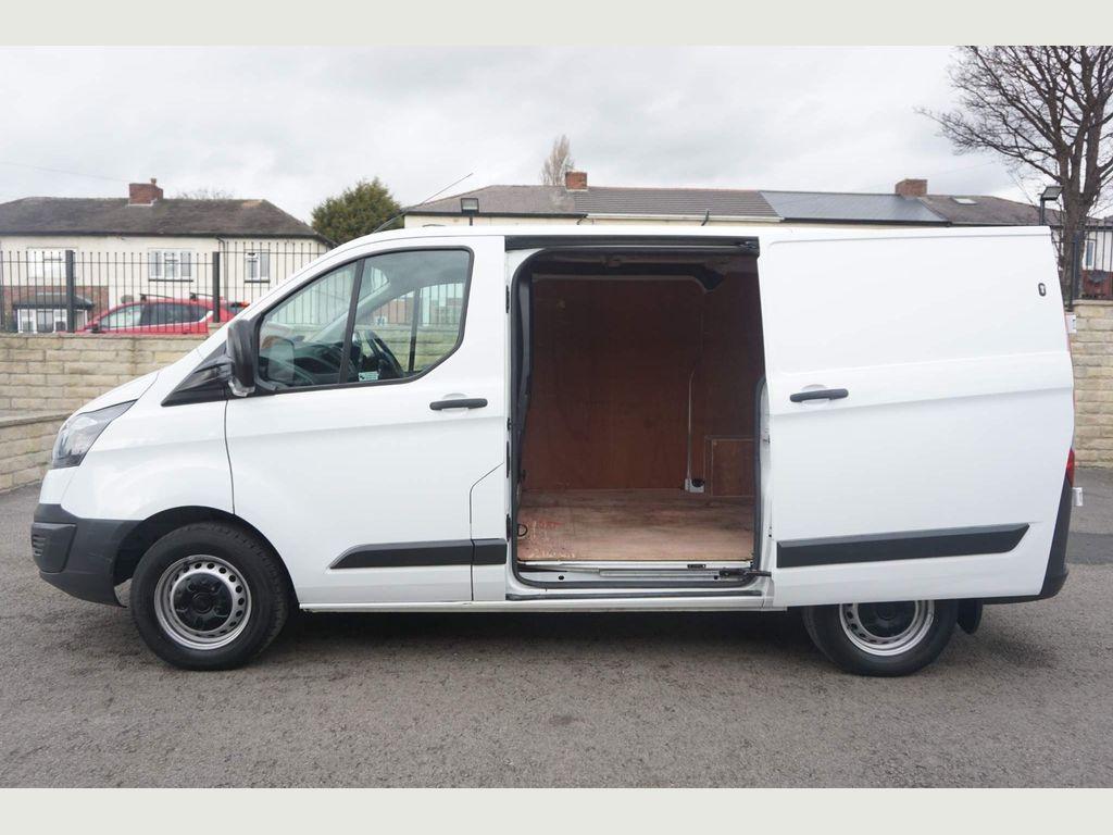 Ford Transit Custom Panel Van 2.0TDCi ( 105PS ) ( EU6 ) 290 L1H1