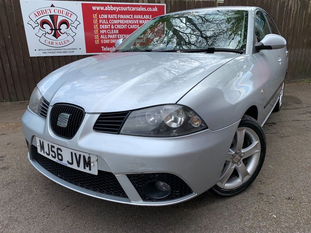 SEAT Ibiza Hatchback 1.4 16v Special Edition 5dr DAB
