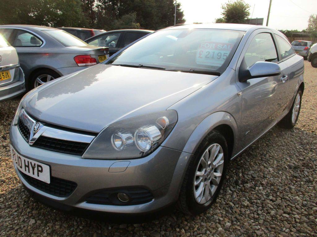 Vauxhall Astra Hatchback 1.6 i VVT 16v Active Plus Sport Hatch 3dr
