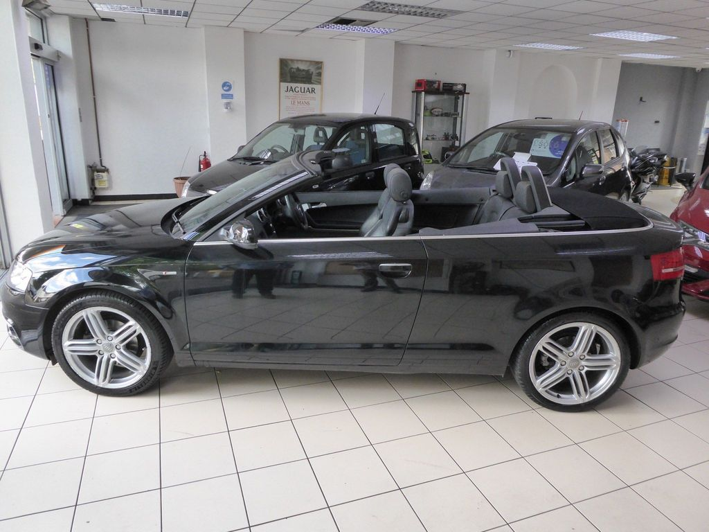 Audi A3 Cabriolet Convertible 1.2 TFSI S line Final Edition Cabriolet 2dr