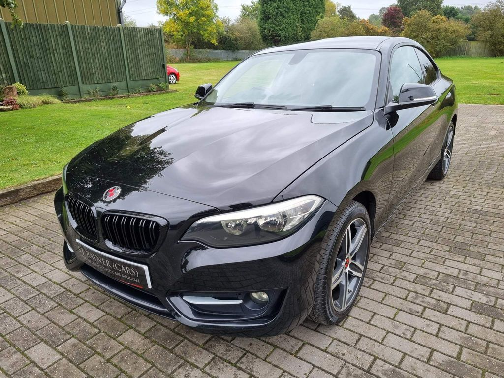 BMW 2 Series Coupe 1.5 218i Sport (s/s) 2dr