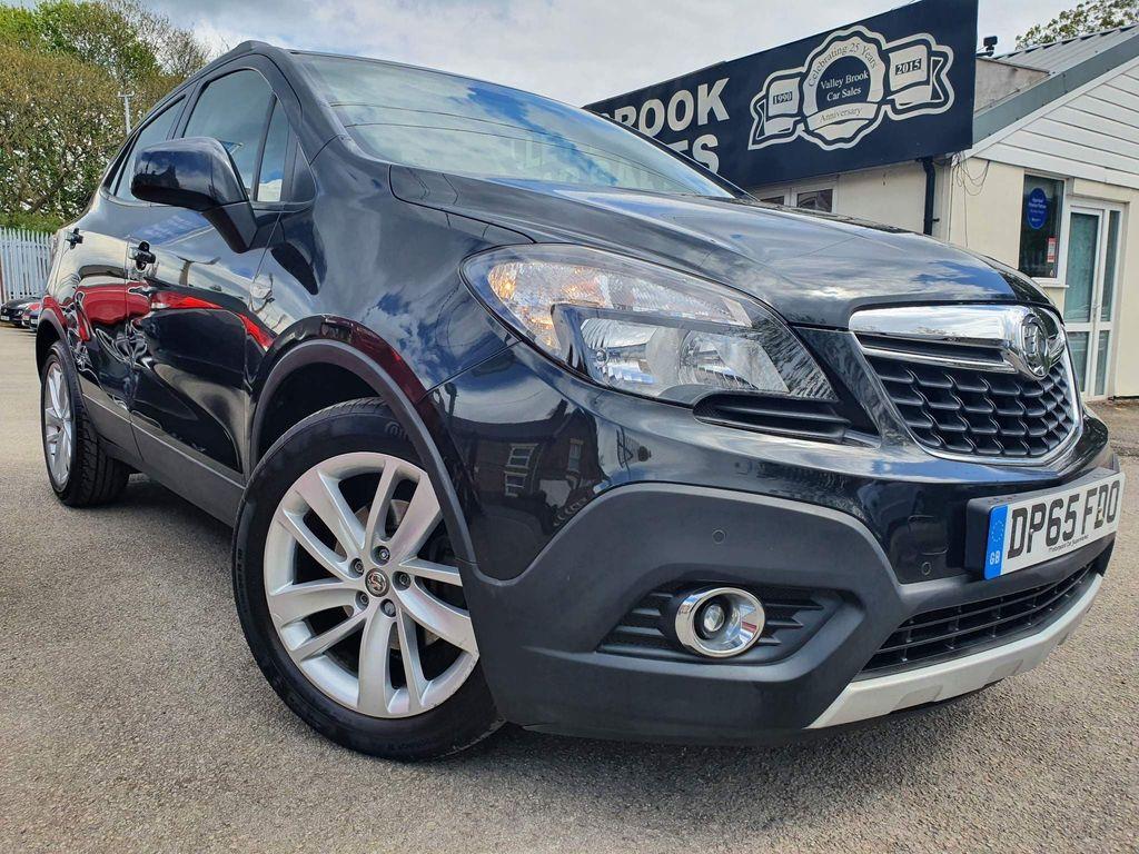 Vauxhall Mokka Hatchback 1.6 i Exclusiv (s/s) 5dr