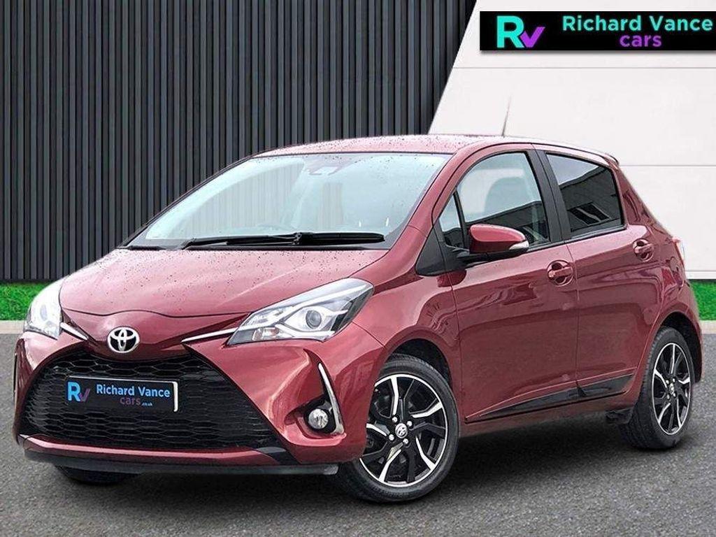 Toyota Yaris Hatchback 1.5 VVT-i Design 5dr