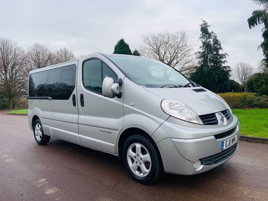 Renault Trafic Other 2.0 dCi LL29 Sport Phase 3 4dr (9 Seats, Nav)
