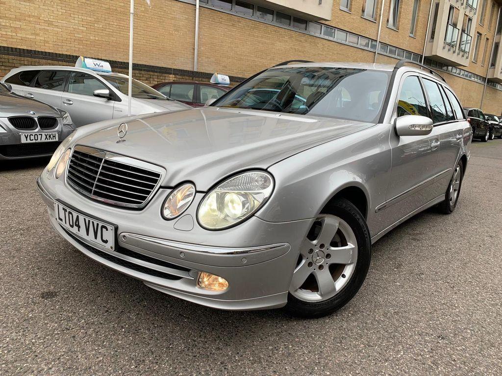 Mercedes-Benz E Class Estate 2.6 E240 Avantgarde 5dr