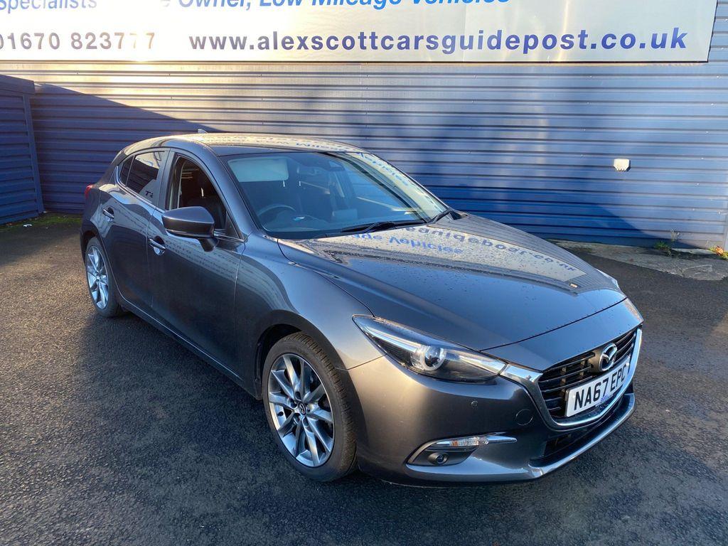 Mazda Mazda3 Hatchback 2.2 SKYACTIV-D Sport Nav (s/s) 5dr