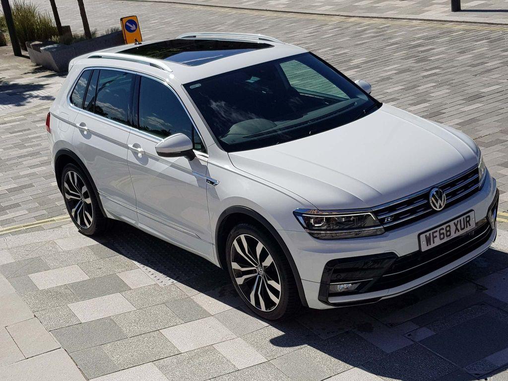 Volkswagen Tiguan SUV 2.0 TDI R-Line DSG (s/s) 5dr