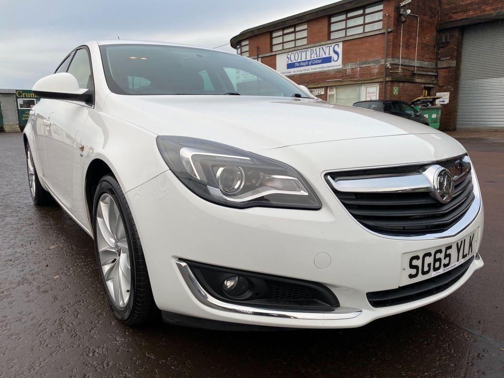 Vauxhall Insignia Hatchback 1.6 CDTi SRi (s/s) 5dr