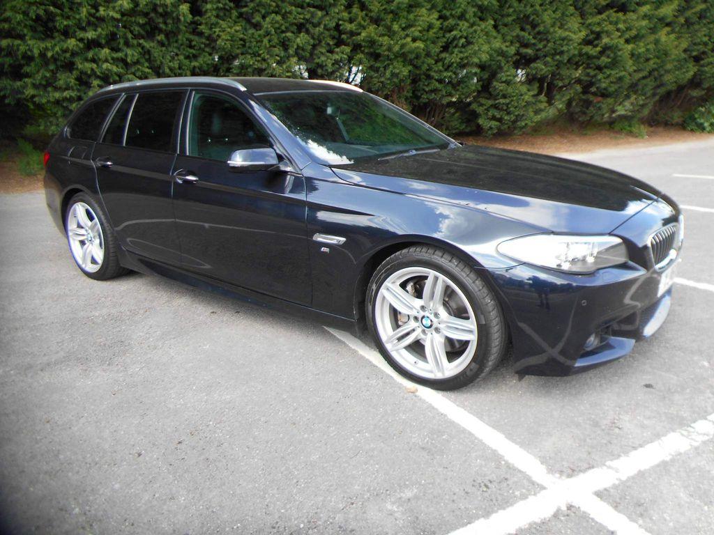 BMW 5 Series Estate 3.0 535d M Sport Touring 5dr
