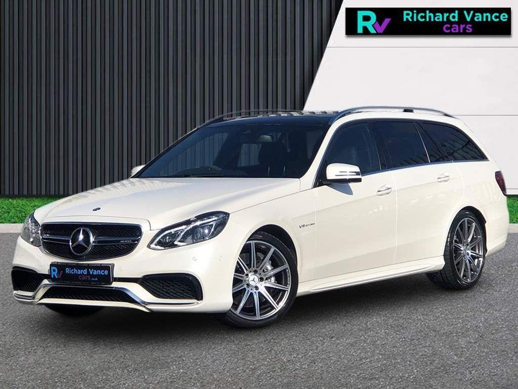 Mercedes-Benz E Class Estate 5.5 E63 AMG MCT 5dr