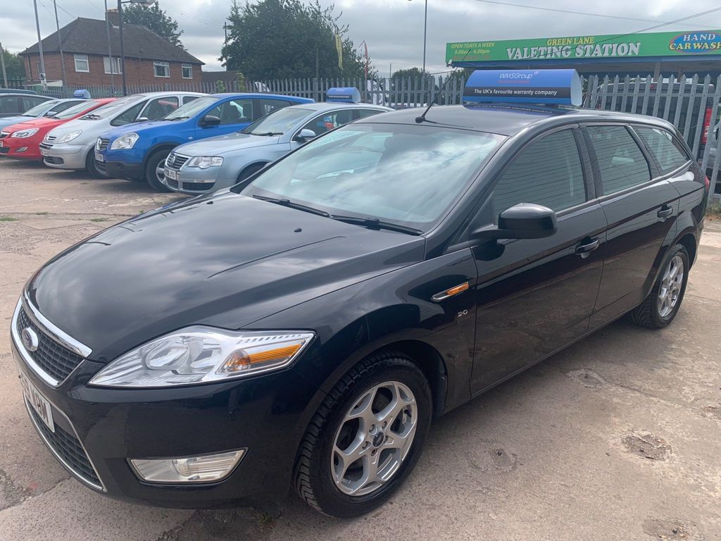 FORD MONDEO Estate 2.0 TDCi Zetec 5dr