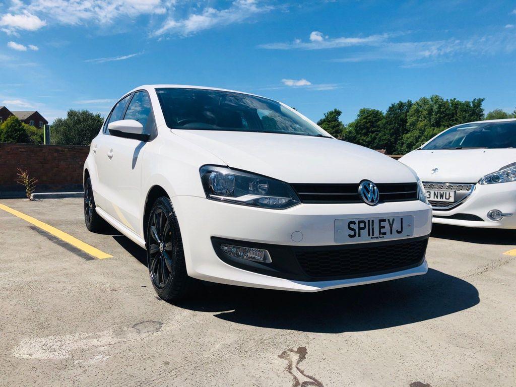 Volkswagen Polo Hatchback 1.2 Moda 5dr (a/c)