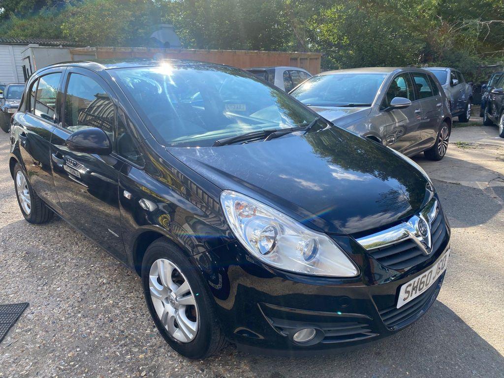 Vauxhall Corsa Hatchback 1.2 i 16v Energy 5dr (a/c)
