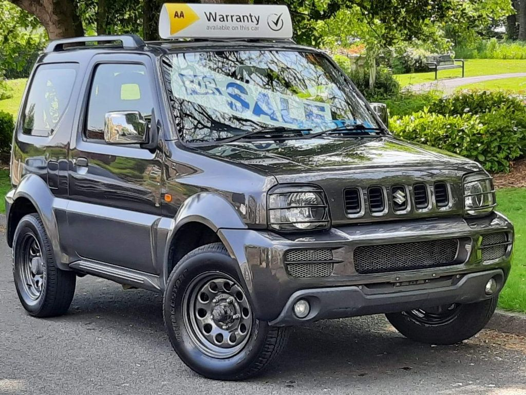 Suzuki Jimny SUV 1.3 SZ3 3dr