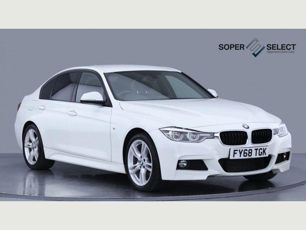 BMW 3 Series Saloon 2.0 320d M Sport Auto (s/s) 4dr