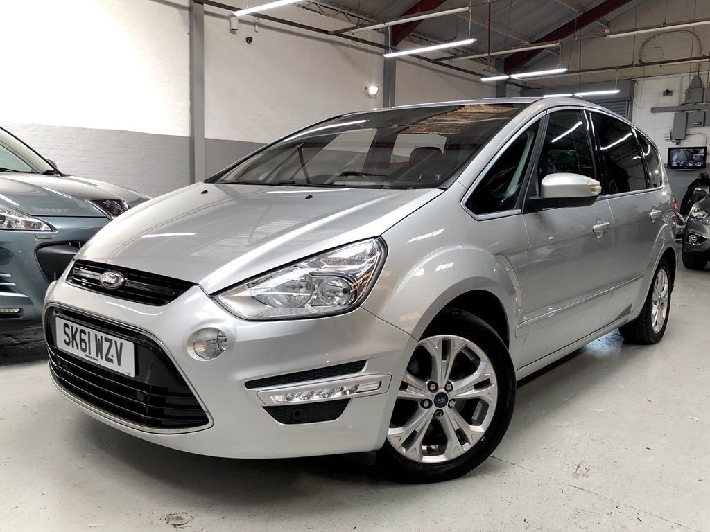 Ford S-Max MPV 1.6 TDCi Titanium (s/s) 5dr