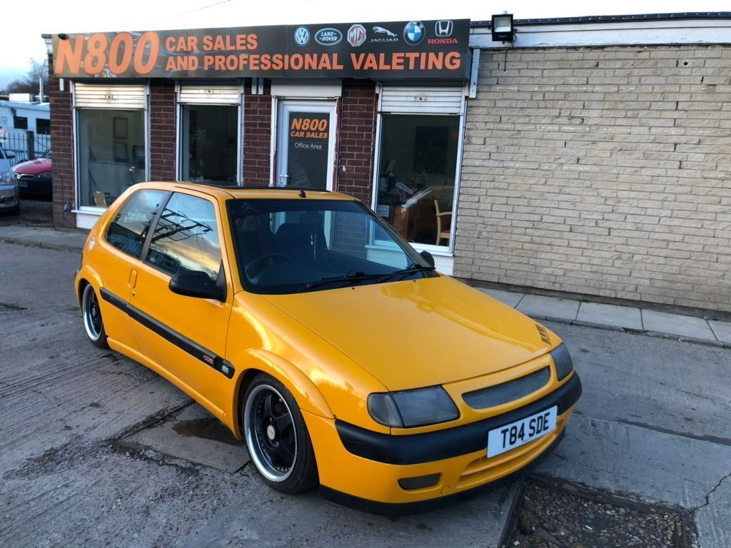 Citroen Saxo Hatchback 1.4 i West Coast Limited Edition 3dr