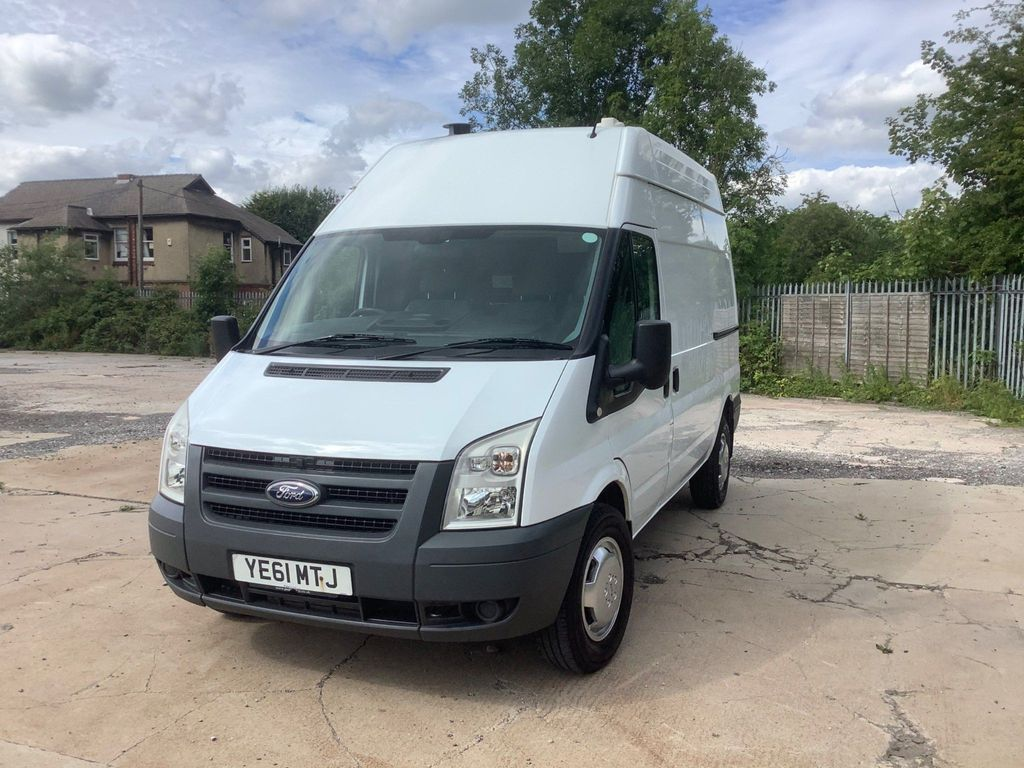 Ford Transit Panel Van MWB , HIGH ROOF, 115 PS , 6 SPEED