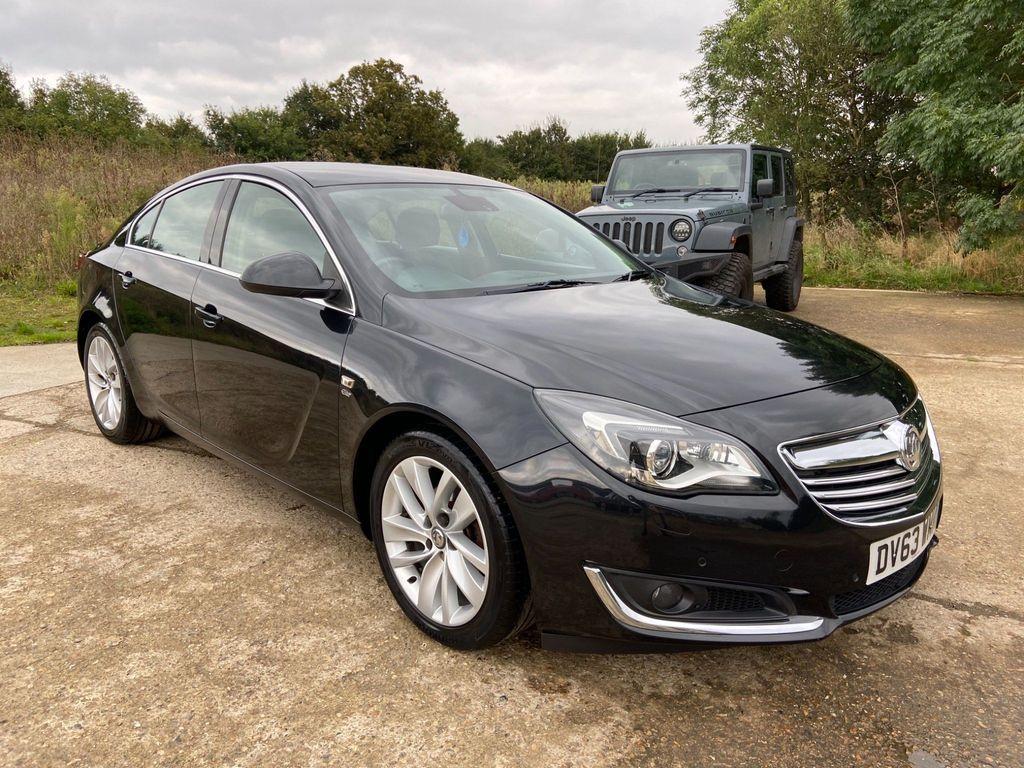 Vauxhall Insignia Hatchback 2.0 CDTi ecoFLEX Elite Nav (s/s) 5dr