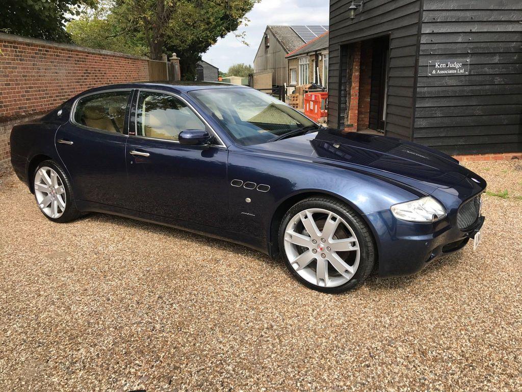 Maserati Quattroporte Saloon 4.2 Sport GT DuoSelect 4dr