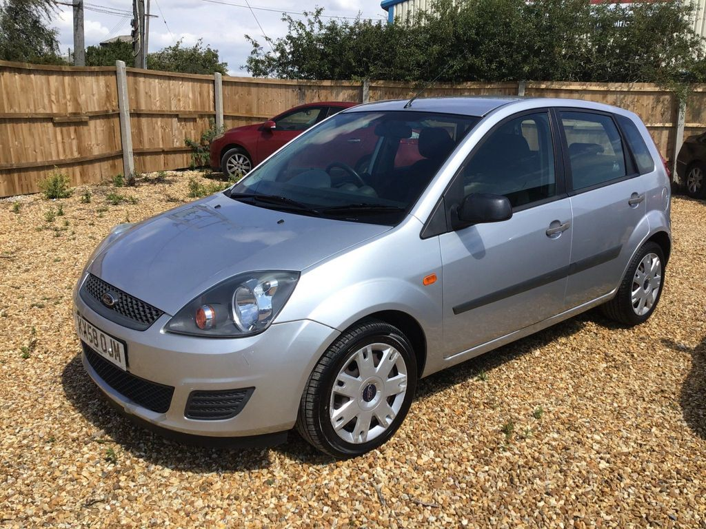Ford Fiesta Other 1.3 8v Panel Van 3dr