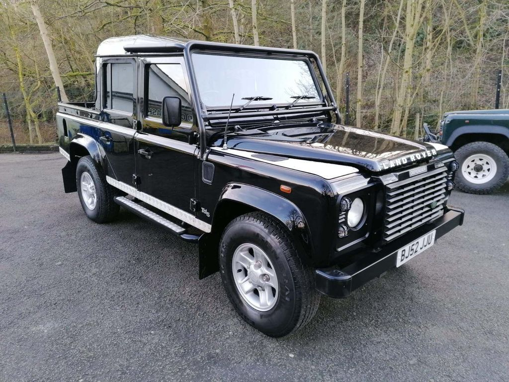 Land Rover Defender 110 Unlisted DOUBLE CAB LE SPECIAL EDITION