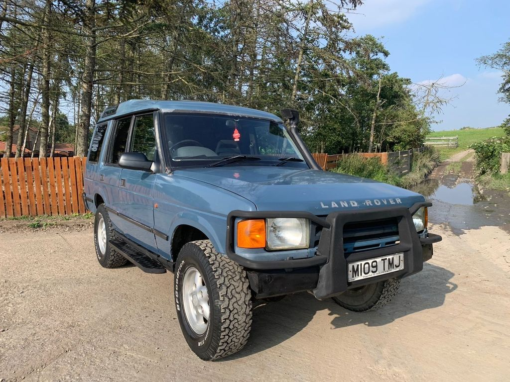 Land Rover Discovery SUV 2.5 TDi 5dr