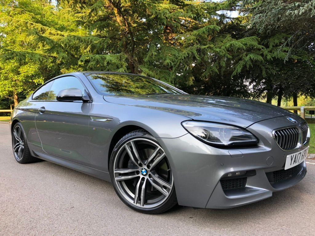 BMW 6 Series Coupe 3.0 640d M Sport Steptronic 2dr