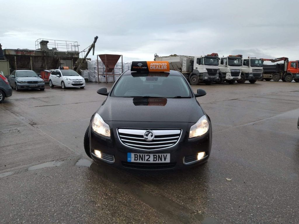 Vauxhall Insignia Saloon 2.0 CDTi ecoFLEX 16v Exclusiv (s/s) 4dr