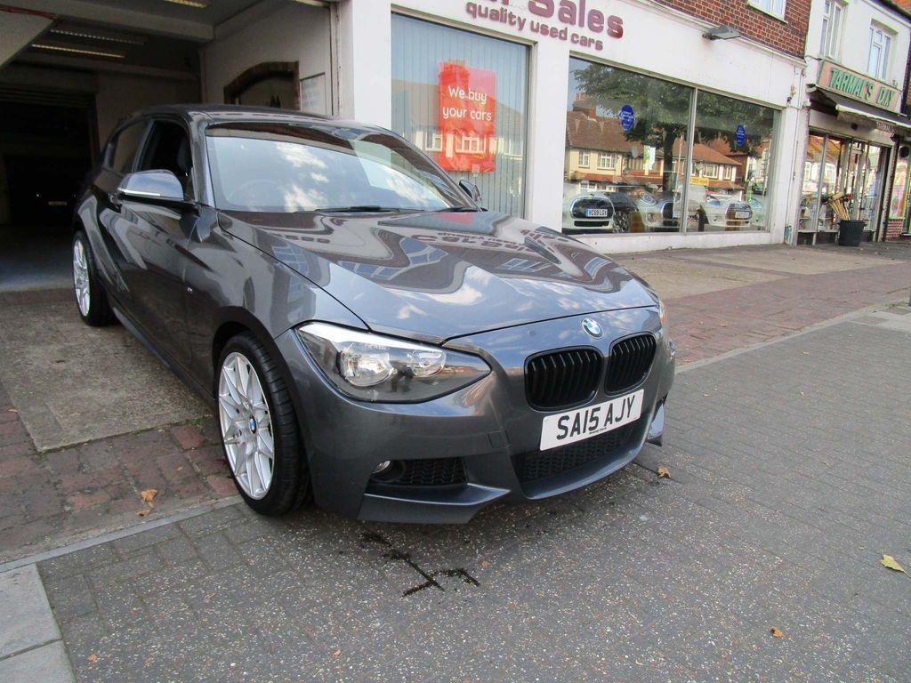 BMW 1 Series Hatchback 1.6 116i M Sport Sports Hatch (s/s) 3dr