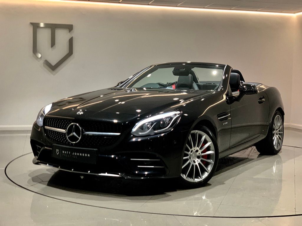 Mercedes-Benz SLC Convertible 3.0 SLC43 V6 AMG G-Tronic (s/s) 2dr