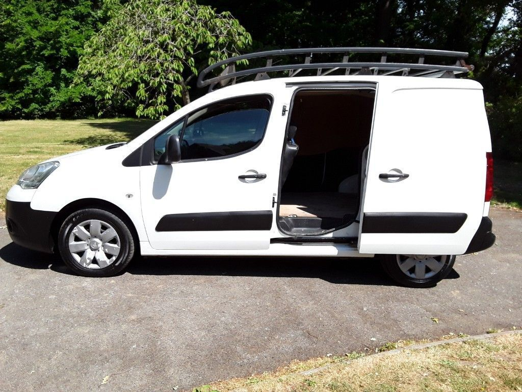 Citroen Berlingo Panel Van 625 ENTERPRISE HDI