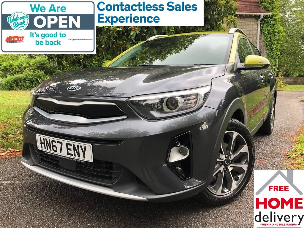 Kia Stonic SUV 1.0 T-GDi First Edition (s/s) 5dr