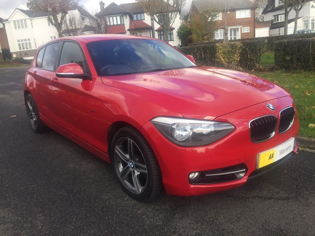 BMW 1 Series Hatchback 1.6 118i Sport 5dr