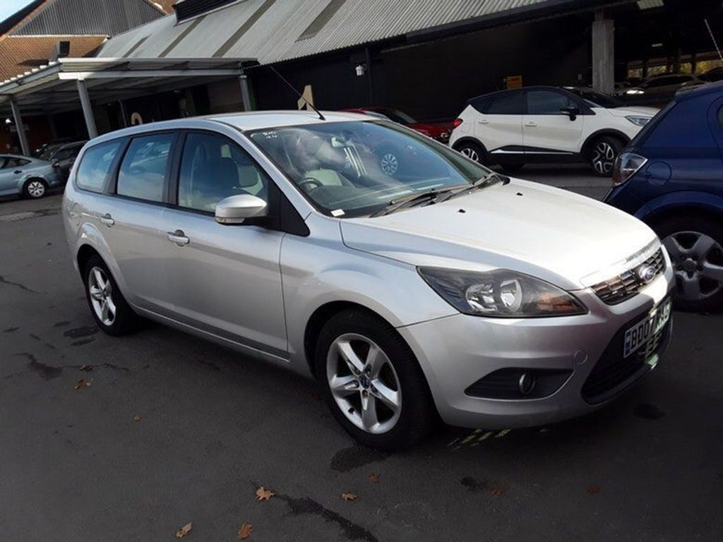 Ford Focus Estate 1.8 TDCi Zetec 5dr