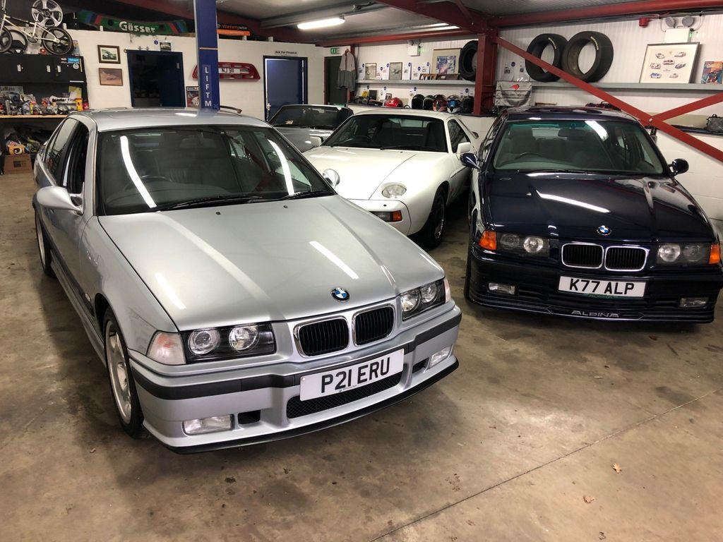 BMW M3 Saloon 3.2i Evolution 4dr