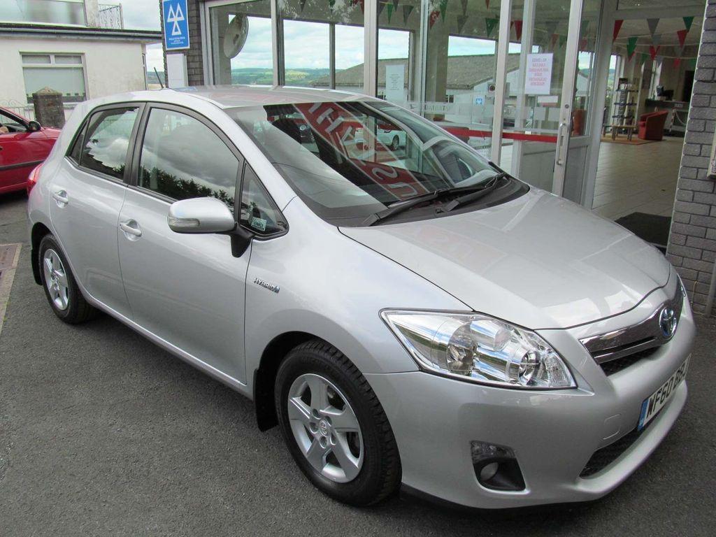 Toyota Auris Hatchback 1.8 T4 CVT 5dr