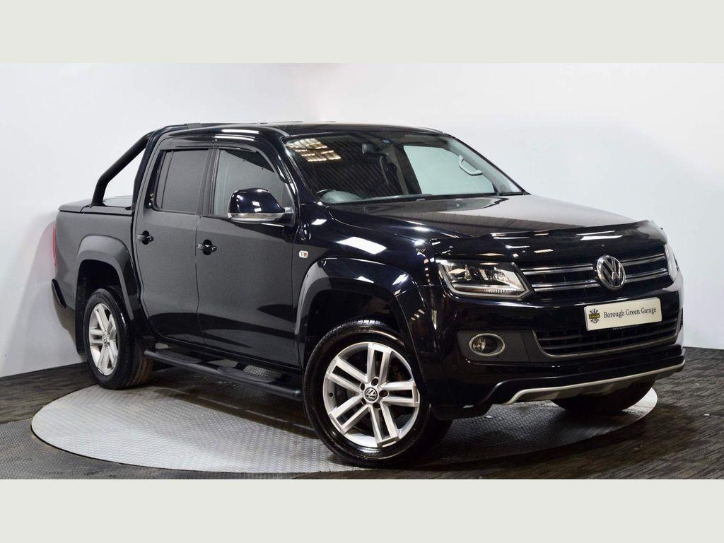 Volkswagen Amarok Pickup 2.0 BiTDI Highline 4Motion Selectable 4dr