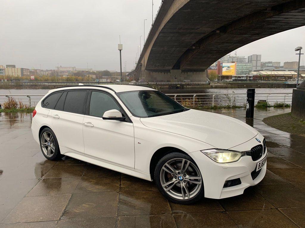 BMW 3 Series Estate 2.0 320d M Sport Touring xDrive (s/s) 5dr