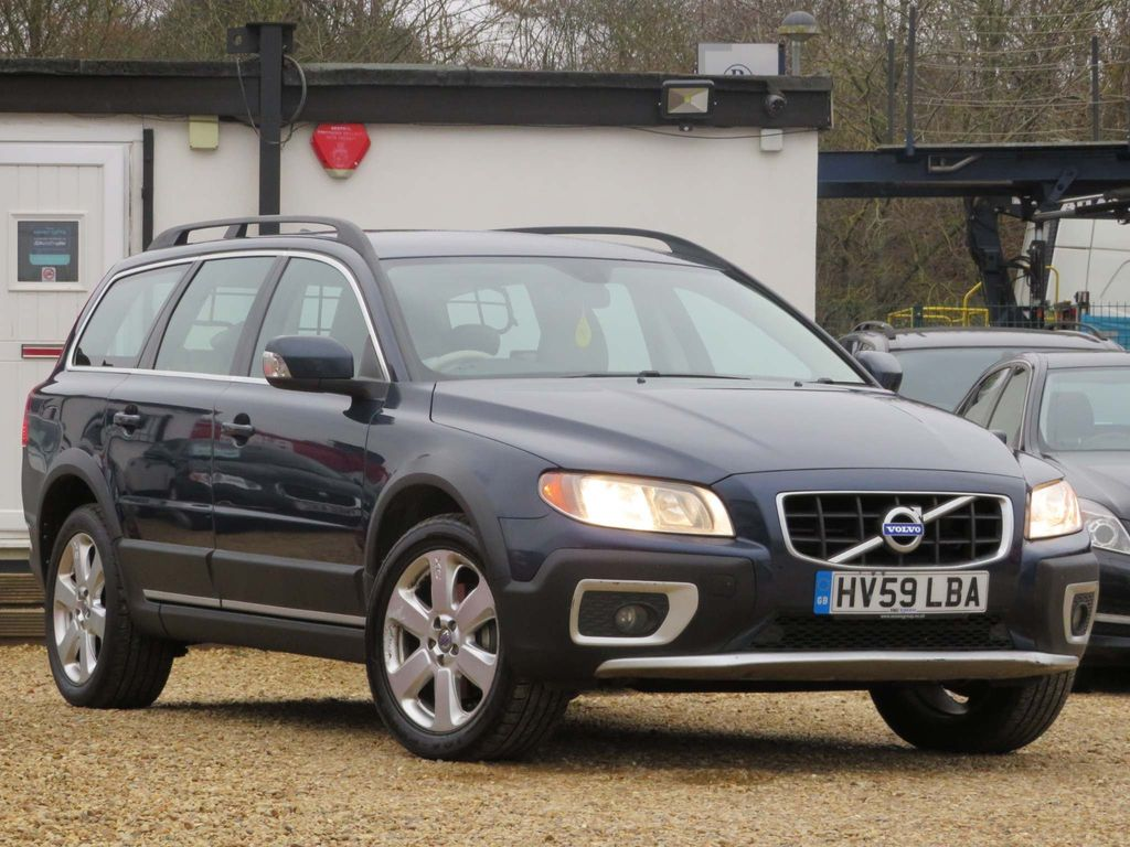 Volvo XC70 Estate 3.0 T6 SE Geartronic AWD 5dr