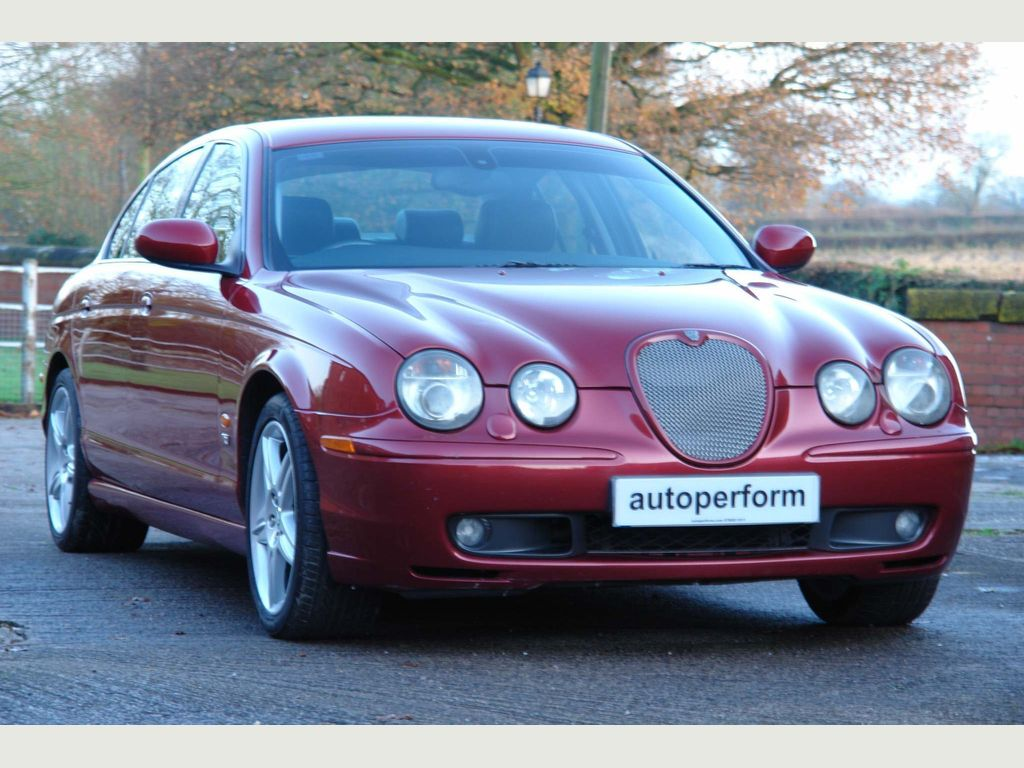 Jaguar S-Type Saloon 4.2 V8 R 4dr