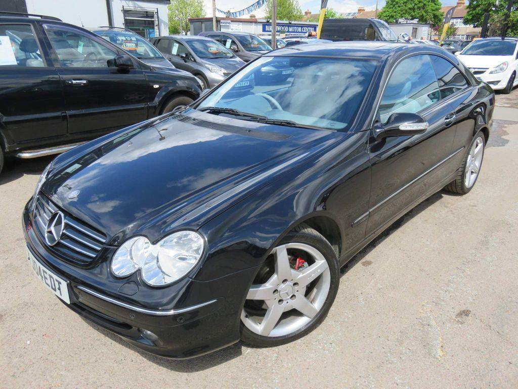 Mercedes-Benz CLK Coupe 3.2 CLK320 Avantgarde 2dr