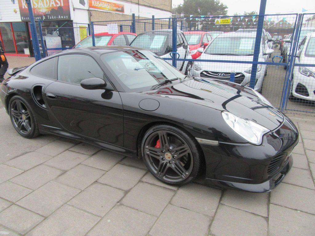 Porsche 911 Coupe 3.6 996 Turbo Tiptronic S AWD 2dr