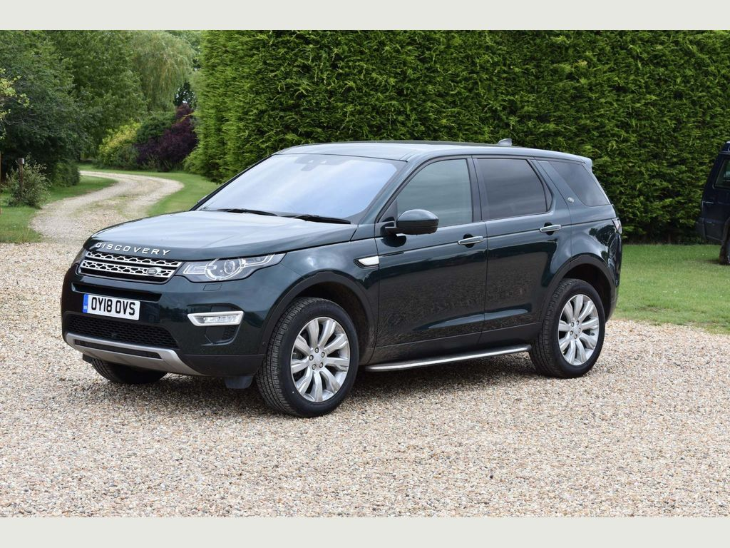 Land Rover Discovery Sport SUV 2.0 Si4 HSE Luxury Auto 4WD (s/s) 5dr 7 Seat