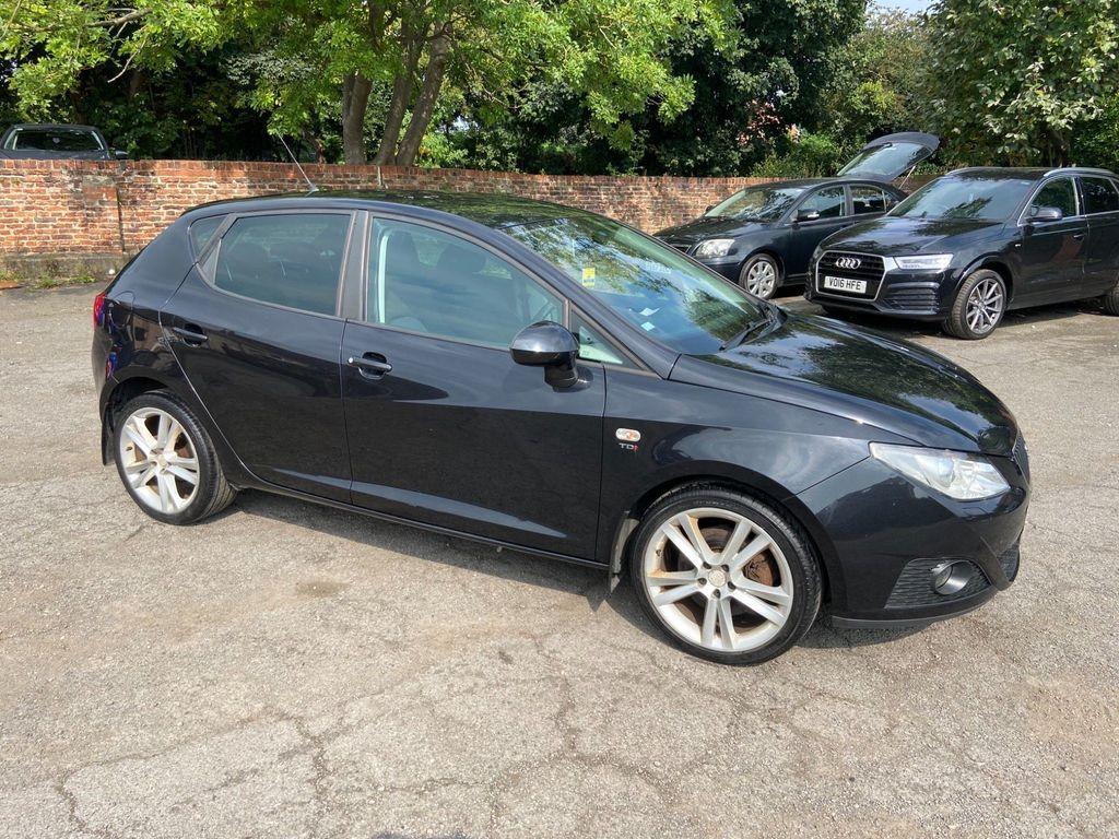 SEAT Ibiza Hatchback 1.6 TDI CR Sport 5dr