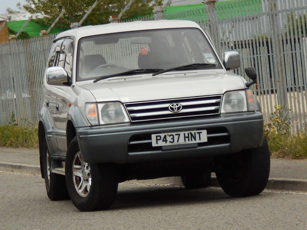 Toyota Land Cruiser Unlisted PRADO 3.0 TD TX