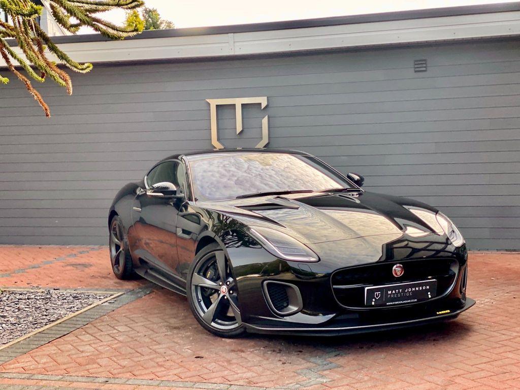 Jaguar F-Type Coupe 3.0 V6 400 Sport Auto (s/s) 2dr